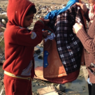 85 Iraqi Children Feel the Warmth of a Loving Gift of Winter Clothes