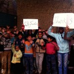 "Iraqi Orphans and Street Children say ""Thank you!"""