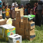 600 Iraqi Orphans, Street Children Benefit From Ramadan Food Basket Project